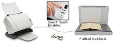 i1200-i1300 with Smart touch-Flatbed