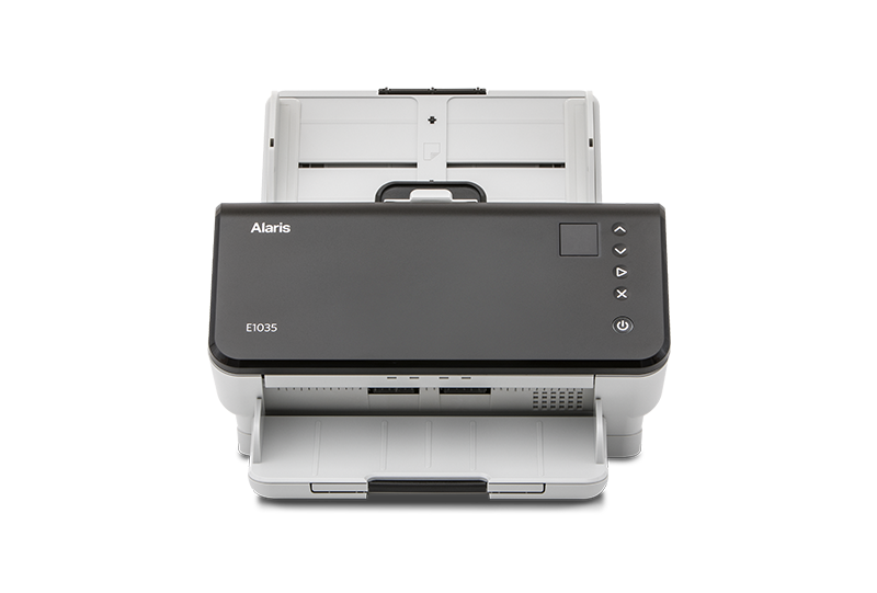 Alaris E Series Document Scanners E1025 and E1035