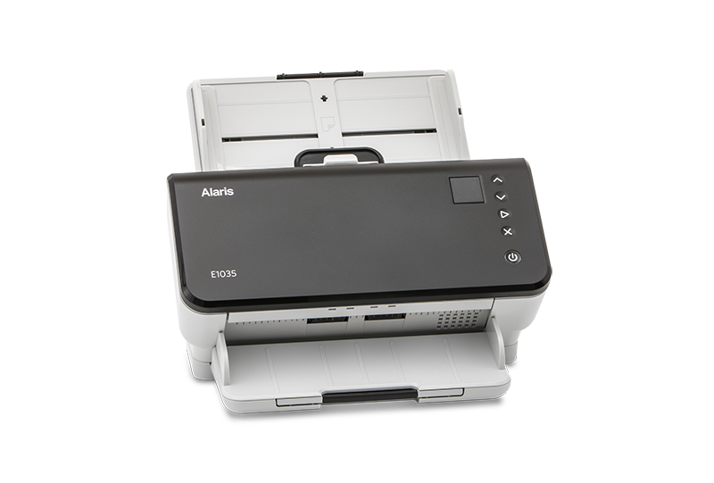 Alaris E Series Document Scanner E1025 and E1035