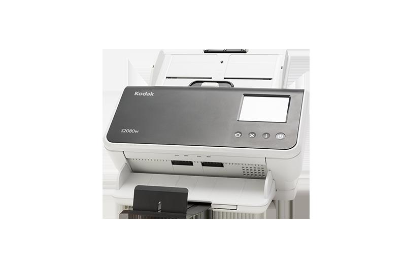 Kodak Alaris S2060 S2080 desktop scanner