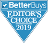 2019 Better Buys Editors Choice Award