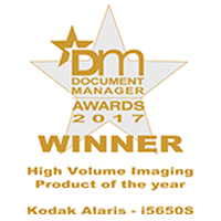High Volume imaging Product of the Year