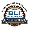BLI Scanner Line of the Year 2018