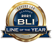 BLI Scanner Line of the Year 2021