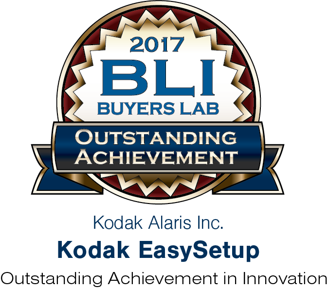 Buyers Lab Outstanding Achievement Award