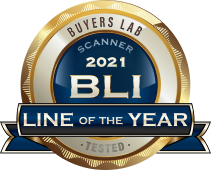 Buyer's Lab 2021 Scanner Line of the Year