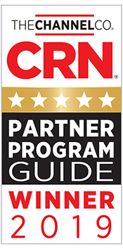 CRN Partner Program Guide Winner 2019