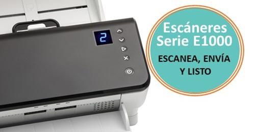 Alaris E1000 promo