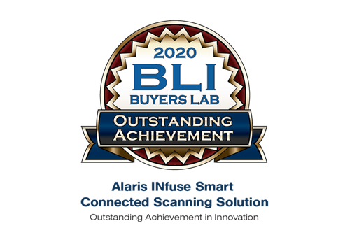BLI Alaris INfuse Award