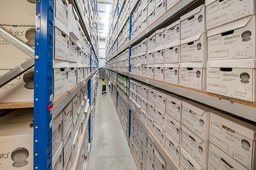Archive Bulk Scanning