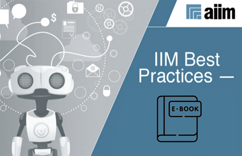 AIIM eBook - IIM Best Practices