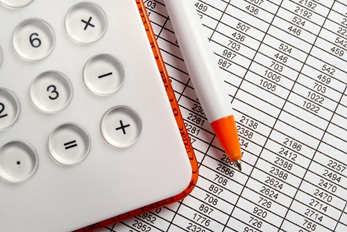 Calculator - creating paperless accounting firm