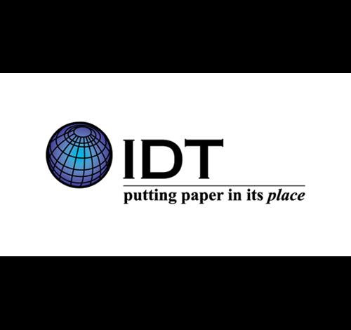 IDT logo - Kodak Alaris partner