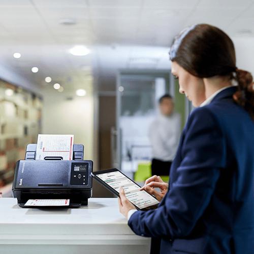 Choosing the best Alaris scanners