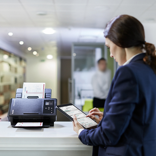 Choosing the best Alaris scanners