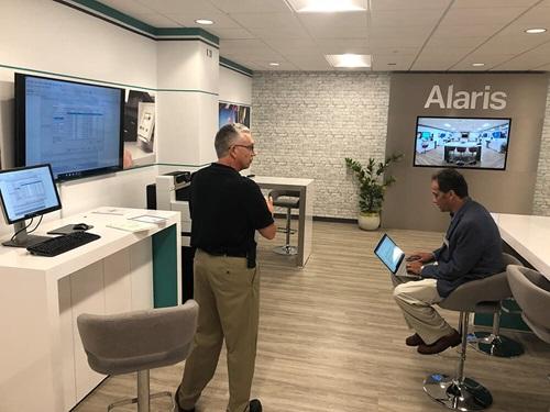 Alaris Document Imaging Report