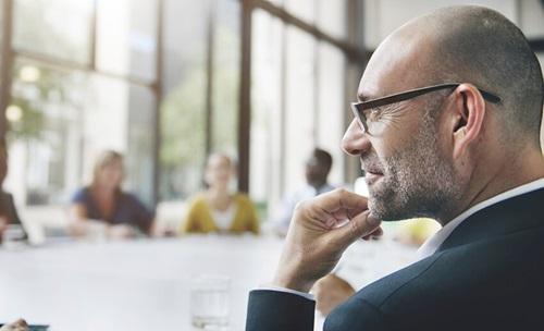 Executive looks ahead to a bright future