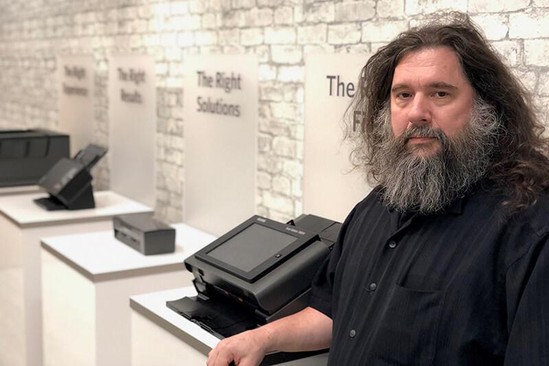 Mark McLaughlin - Senior Software Engineer