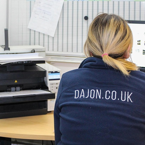 Dajon Data Management
