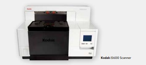 Kodak Alaris i5600 Scanner