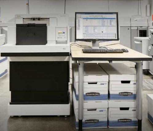 Kodak Alaris i5850 Production Scanner