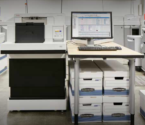 Kodak Alaris i5850 Production Scanner