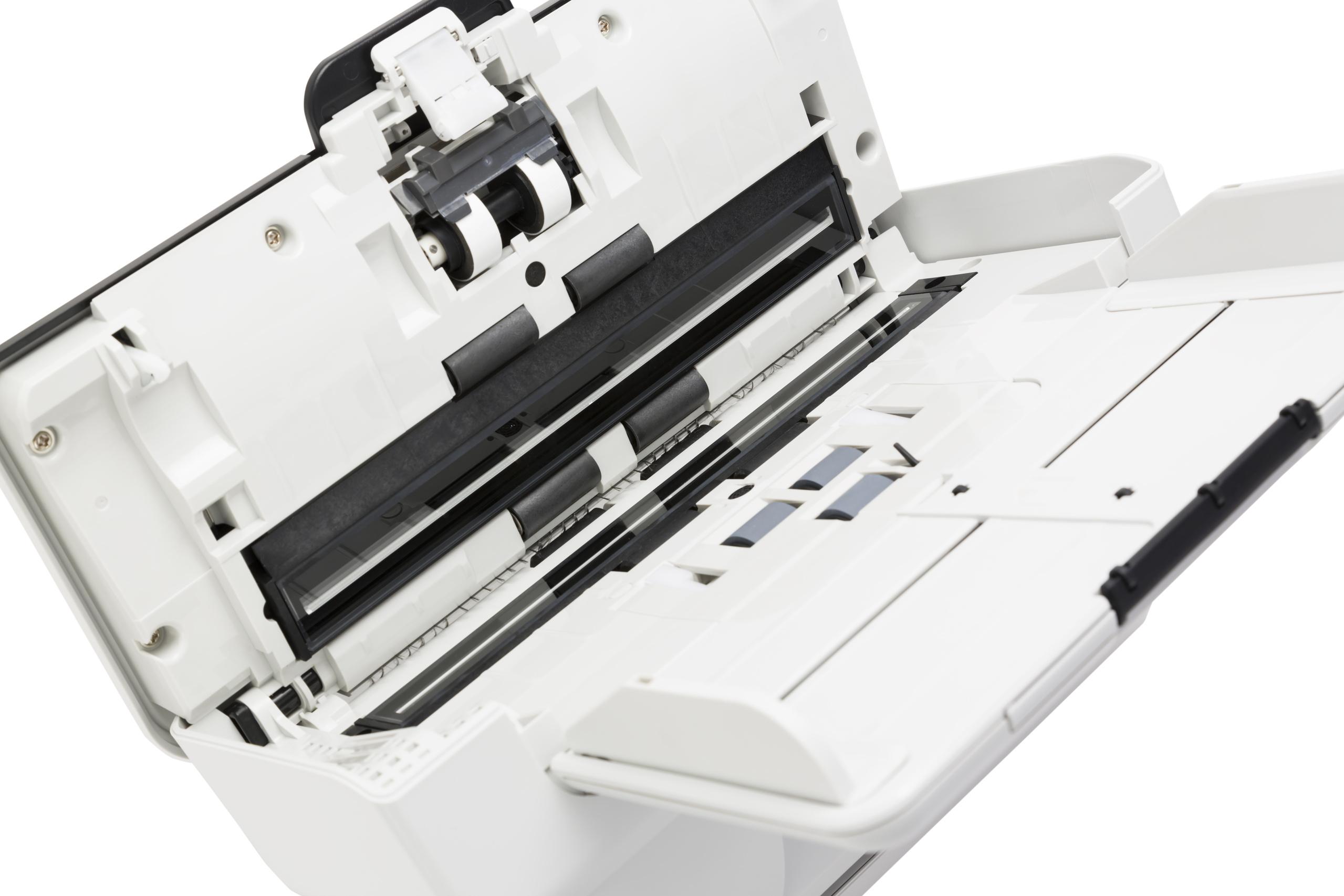 Optimal document scanning begins with paper handling - Alaris