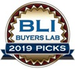 Prêmio de Escolha da BLI para o segundo semestre