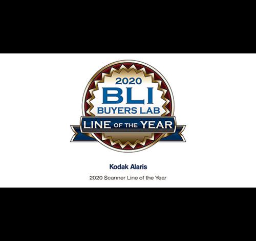 Kodak Alaris Line of the Year 2020