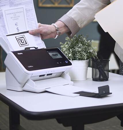 Alaris Desktop Scanner