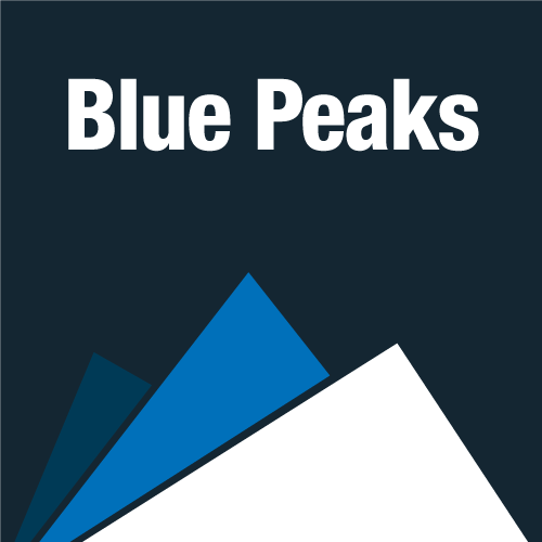 Kodak Alaris Reseller Logo Blue Peaks