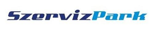 SZERVIZPARK logo