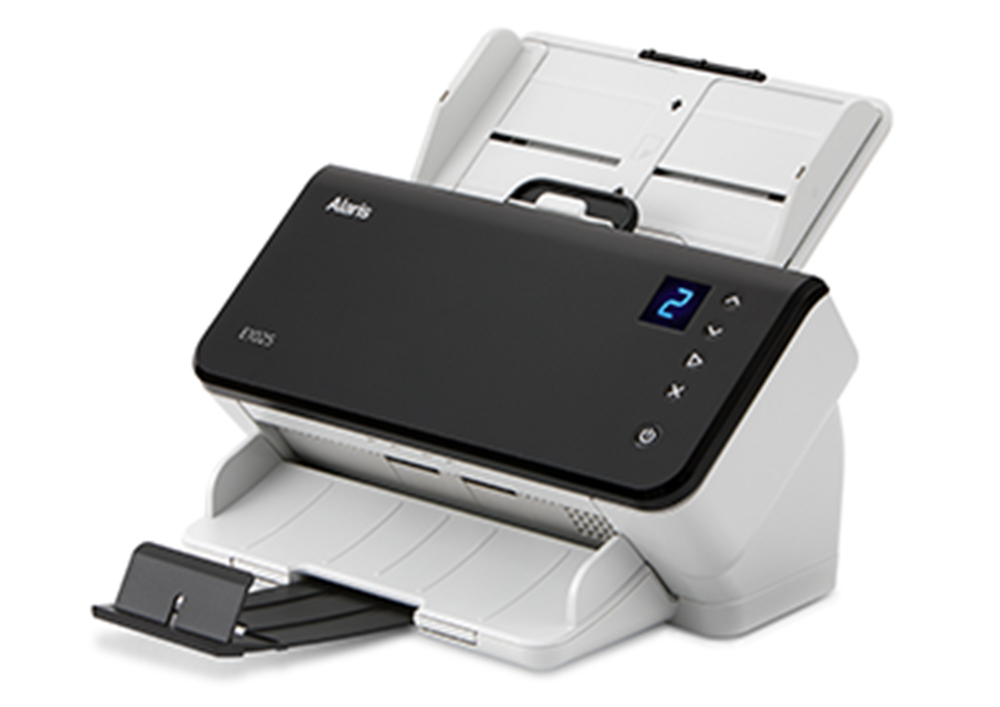 Alaris E-1025 Desktop Scanner