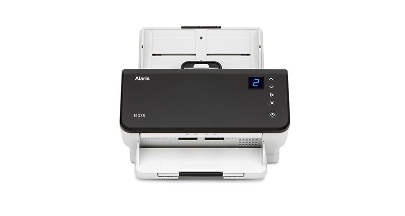 Alaris e1025 e1035 Document Scanner