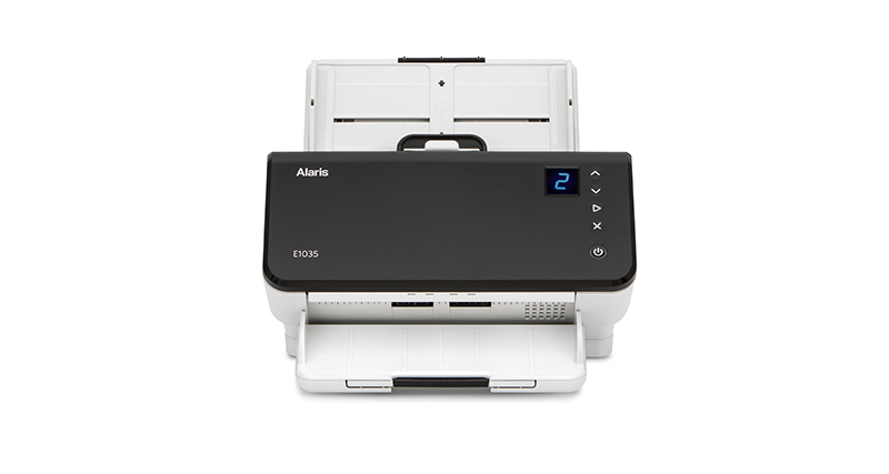 Alaris e1025 e1035 Document Scanner