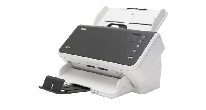 Alaris s2040 desktop scanner