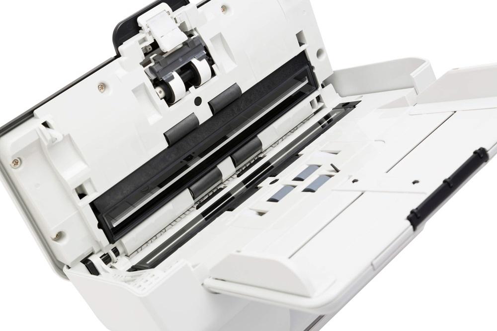 S2070 Scanner - open