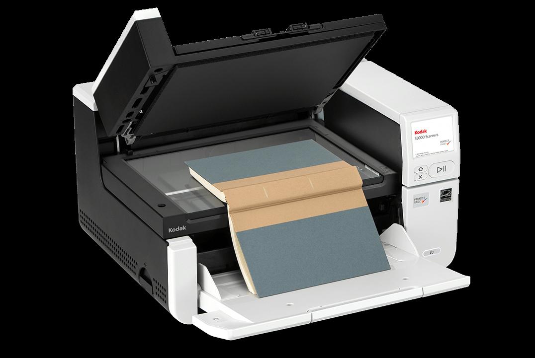 Kodak Alaris smooth document handling