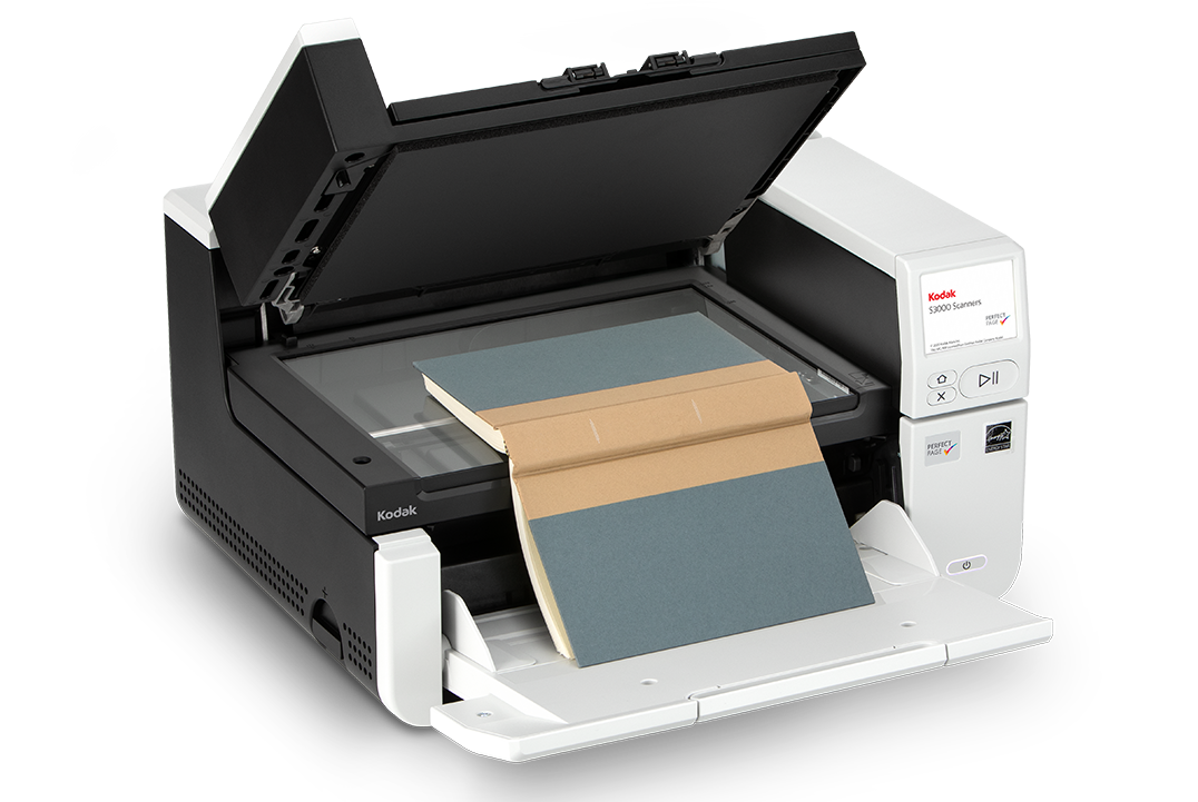 Kodak Alaris smooth document handling