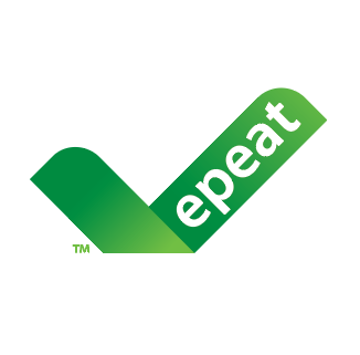 epeat green logo