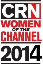 CRN Woman of the Channel Logo