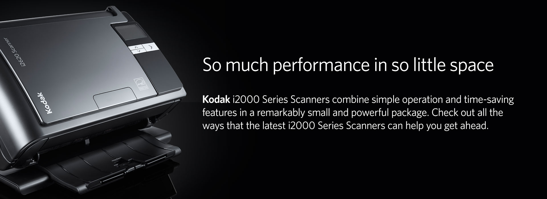 i2000 Series Scanners