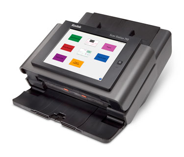 Kodak Scan Station 710 70ppm Color Duplex 8.5x34