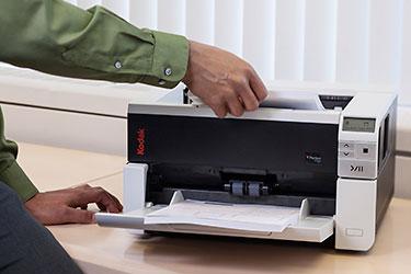 Nouvelle image scanner de département